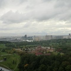 Апартаменты Salt City Москва балкон