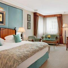 Kempinski Hotel Corvinus Budapest 5* Номер Делюкс с различными типами кроватей фото 5