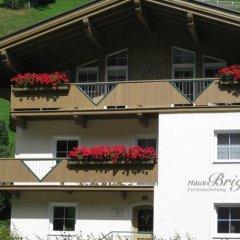 Отель Haus Brigitta балкон