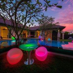 Отель Villas In Pattaya Green Residence Jomtien Beach Паттайя фото 4