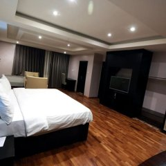 Отель Tivoli Garden Ikoyi Waterfront Нигерия, Лагос - отзывы, цены и фото номеров - забронировать отель Tivoli Garden Ikoyi Waterfront онлайн комната для гостей фото 3