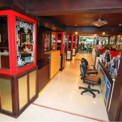 Отель Grand Lucky Бангкок фитнесс-зал