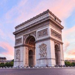 Отель Villa Saint-Honoré Франция, Париж - отзывы, цены и фото номеров - забронировать отель Villa Saint-Honoré онлайн вид на фасад фото 2