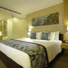 Oaks Bangkok Sathorn Hotel комната для гостей