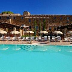 Отель Antico Borgo Casalappi бассейн