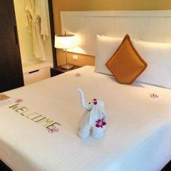Отель Surin Beach Resort Пхукет комната для гостей
