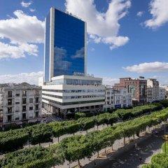 Hotel Carlton in Tunis, Tunisia from 80$, photos, reviews - zenhotels.com