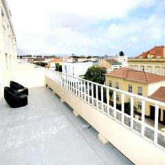 Апартаменты Apartments 27 Mae de Deus by Green Vacations Понта-Делгада балкон