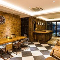 Nonze Hostel гостиничный бар