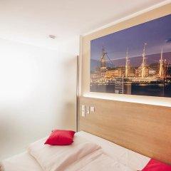 Отель Luckys Inn GmbH Германия, Гамбург - отзывы, цены и фото номеров - забронировать отель Luckys Inn GmbH онлайн комната для гостей фото 4