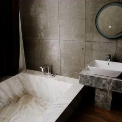 Отель Jingyuetai Hotel Beijing Китай, Пекин - отзывы, цены и фото номеров - забронировать отель Jingyuetai Hotel Beijing онлайн ванная фото 3