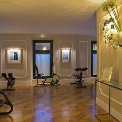 Отель Aldrovandi Villa Borghese Италия, Рим - 2 отзыва об отеле, цены и фото номеров - забронировать отель Aldrovandi Villa Borghese онлайн фитнесс-зал фото 2