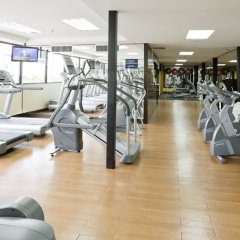 Eurobuilding Hotel and Suites фитнесс-зал