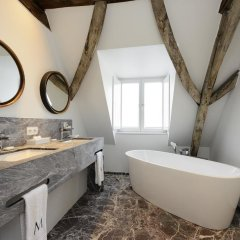 Отель Messeyne Бельгия, Кортрейк - отзывы, цены и фото номеров - забронировать отель Messeyne онлайн ванная фото 2