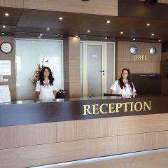 Отель Orel - Все включено Болгария, Солнечный берег - отзывы, цены и фото номеров - забронировать отель Orel - Все включено онлайн интерьер отеля фото 3