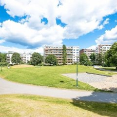 Отель Oslo Budget Apartments - Ullevaal Норвегия, Осло - отзывы, цены и фото номеров - забронировать отель Oslo Budget Apartments - Ullevaal онлайн спортивное сооружение