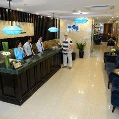 Hanoi Emerald Waters Hotel & Spa интерьер отеля