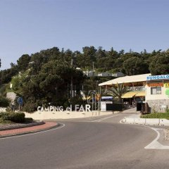 Отель Camping Bungalows El Far городской автобус
