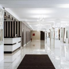 Гостиница Верховина на Окружной интерьер отеля фото 3
