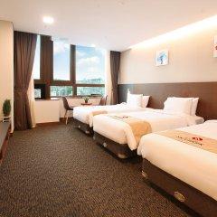 Отель Skypark Kingstown Dongdaemun Южная Корея, Сеул - отзывы, цены и фото номеров - забронировать отель Skypark Kingstown Dongdaemun онлайн комната для гостей фото 3