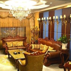 Отель Xian Yanta International Hotel Китай, Сиань - отзывы, цены и фото номеров - забронировать отель Xian Yanta International Hotel онлайн интерьер отеля