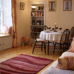 Апартаменты Silver Lining - Mile Apartments Эдинбург питание