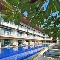 Отель Srisuksant Resort бассейн фото 2