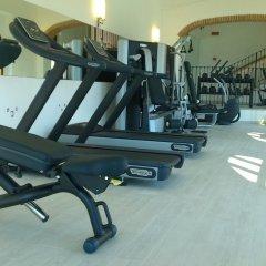 Villa Tolomei Hotel & Resort Флоренция фитнесс-зал фото 4