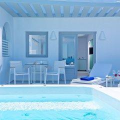 Отель Alti Santorini Suites Греция, Остров Санторини - отзывы, цены и фото номеров - забронировать отель Alti Santorini Suites онлайн бассейн фото 2