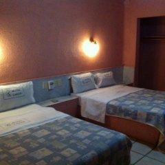 Отель Gallo Rubio Мексика, Гвадалахара - отзывы, цены и фото номеров - забронировать отель Gallo Rubio онлайн комната для гостей фото 4