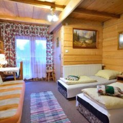Отель Zakopianka Закопане комната для гостей фото 5