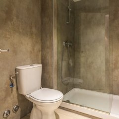 Apart-Hotel Serrano Recoletos Мадрид ванная фото 2
