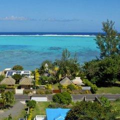 Отель Fare Aute пляж