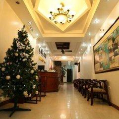 Отель Camellia 5 Hotel Вьетнам, Ханой - отзывы, цены и фото номеров - забронировать отель Camellia 5 Hotel онлайн интерьер отеля фото 2