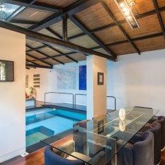 Отель Rental In Rome Riari Garden Luxury комната для гостей фото 3