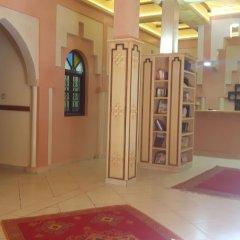 Отель Kasbah Sirocco Марокко, Загора - отзывы, цены и фото номеров - забронировать отель Kasbah Sirocco онлайн интерьер отеля фото 3