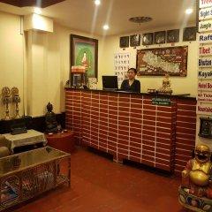 Отель Buddha Land Непал, Катманду - отзывы, цены и фото номеров - забронировать отель Buddha Land онлайн интерьер отеля