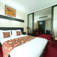 Prezident Hotel Нови Сад комната для гостей фото 5