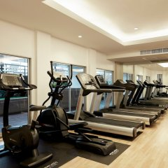 Отель B.U. Place Бангкок фитнесс-зал фото 4