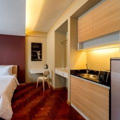 Siam Mitr Hostel Бангкок в номере