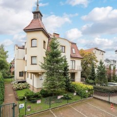 Апартаменты Dom And House Apartments Monte Cassino Pulaskiego Сопот