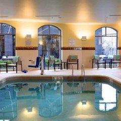 Отель Courtyard by Marriott Columbus OSU США, Блэклик - отзывы, цены и фото номеров - забронировать отель Courtyard by Marriott Columbus OSU онлайн бассейн