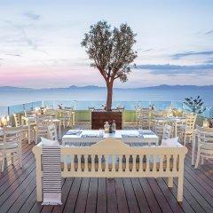 Отель Sheraton Rhodes Resort питание фото 2
