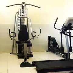 Отель Oceanview Villa 109 фитнесс-зал