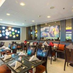 Nouvo City Hotel гостиничный бар