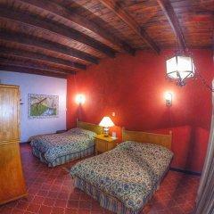 Отель Parador St Cruz Мексика, Креэль - отзывы, цены и фото номеров - забронировать отель Parador St Cruz онлайн комната для гостей фото 5