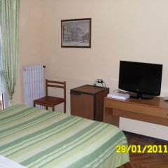 Отель Albergo Mancuso del Voison Аоста удобства в номере