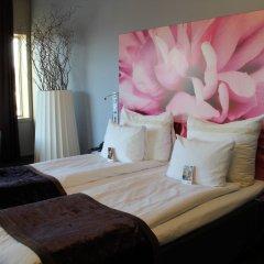Отель Clarion Bergen Airport Берген комната для гостей