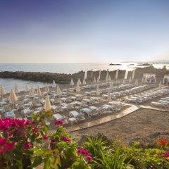 Modern Saraylar Турция, Аланья - отзывы, цены и фото номеров - забронировать отель Modern Saraylar - All Inclusive онлайн пляж