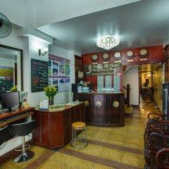 Отель Hanoi 3B Ханой интерьер отеля